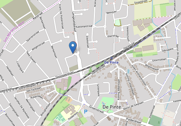 Lokatie consultaties Dr. Luc Berwouts, Vaatziekten